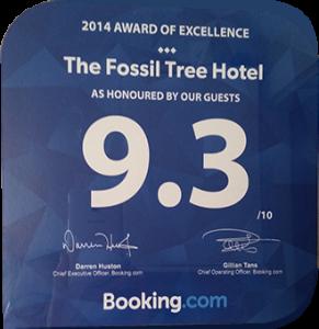 fossiltreehotel award winner