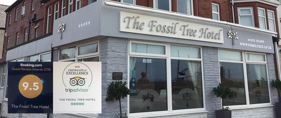 The Fossil Tree Hotel Blackpool