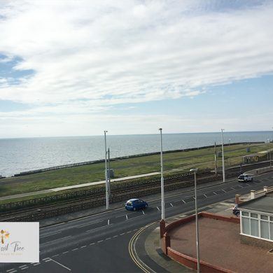 Lovely sea view Blackpool