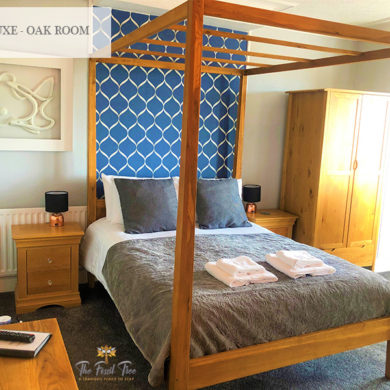 Deluxe Oak-Room | The Fossil Tree Blackpool