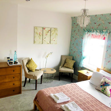 King Size Beds Guesthouse | Fossil Tree Blackpool