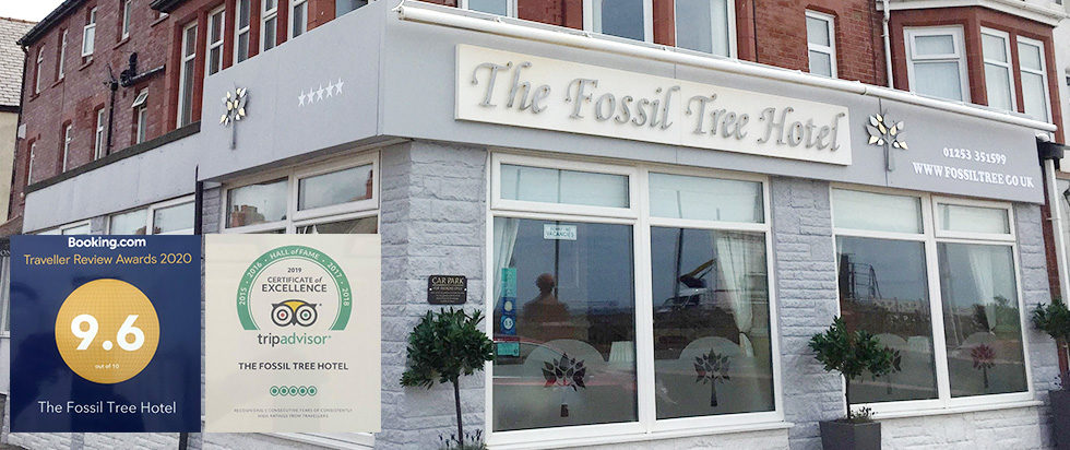 The Fossil Tree Boutique B&B Hotel Blackpool
