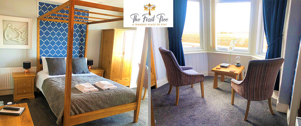 4 Poster Beds - Fossil Tree Hotel Blackpool