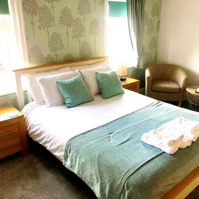 King Size Beds Guesthouse | B&B | Fossil Tree Blackpool