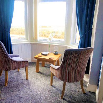 Seaview Rooms | Fossil Tree Blackpool